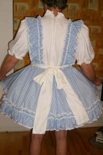 Little Bo Peep Adult Baby Dress